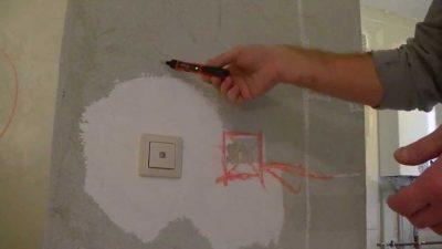 Как узнать где проходит проводка в стене?