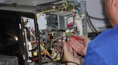 Микроволновая печь не включается ремонтировать самому