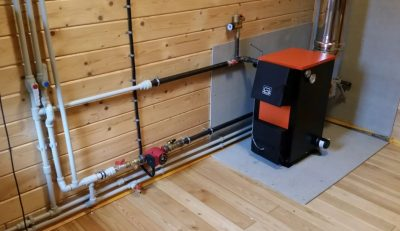 Отопление дачного дома электричеством