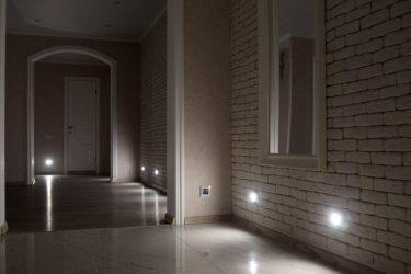 Ночное освещение в квартире
