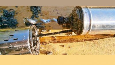 Почему погружной насос не качает воду?