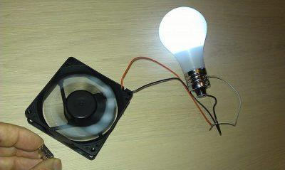 Освещение без электричества своими руками