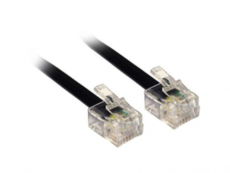 Как нарастить телефонный кабель?
