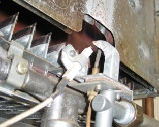 Почему гаснет фитиль в газовой колонке?