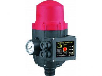 Автомат давления воды для насоса