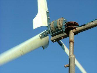 Ветроэлектростанция своими руками из автомобильного генератора