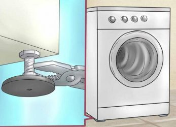 Почему стиральная машинка прыгает при отжиме?
