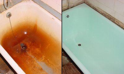 Как самому отреставрировать чугунную ванну?
