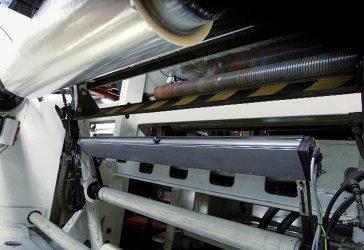 Снятие статического электричества на производстве