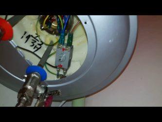 Почему отключается водонагреватель термекс?