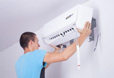 Как самому демонтировать кондиционер?