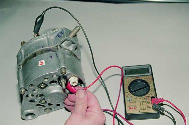Как проверить рабочий ли генератор?