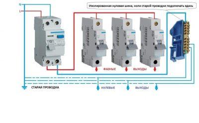 Для чего нужно УЗО или дифференциальный автомат?