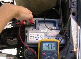 Как проверить сколько ампер выдает генератор?