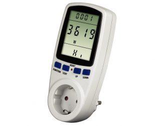 Прибор для измерения потребления электричества