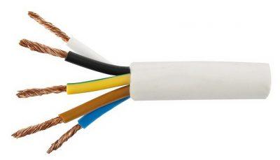Пятижильный кабель для чего нужен?