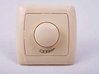 Выключатель света с регулятором яркости