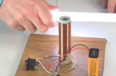 Как сделать генератор тесла в домашних условиях?