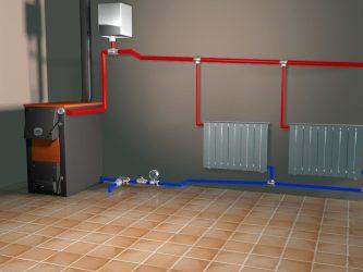 Отопление дома электричеством самый экономный способ
