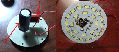 Почему мигает светодиодная лента во включенном состоянии?