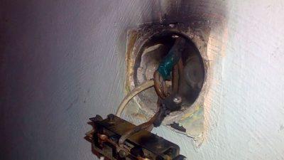 Сгорела проводка в квартире что делать?