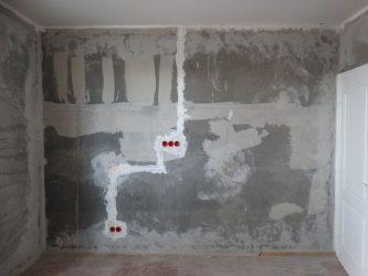 Как перенести розетку в панельном доме?