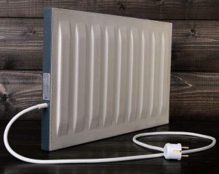 Керамические батареи отопления от электричества