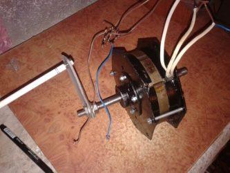 Самодельный генератор 220 в для ветряка 5kw