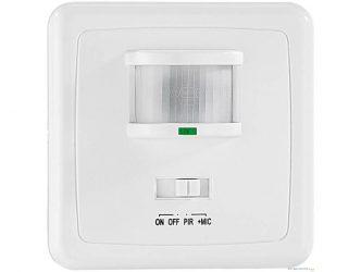 Автоматический выключатель света с датчиком движения