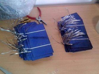 Как самому сделать солнечную батарею для дома?