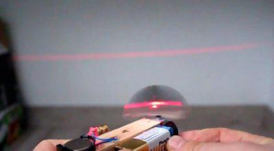 Как самому сделать лазерный уровень?