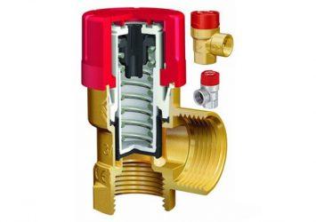 Перепускной клапан системы отопления принцип работы