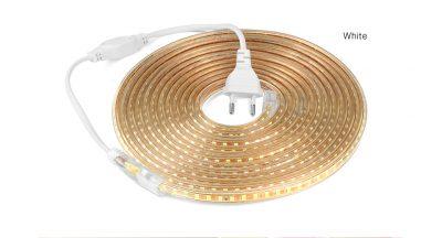 Светодиодные ленты 220в для освещения помещений