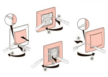 Как работает сенсорный выключатель света?