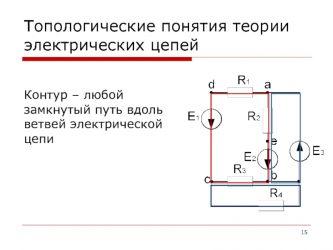 Теория электрических цепей для чайников