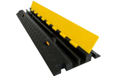 Защита кабеля от механических повреждений на стене